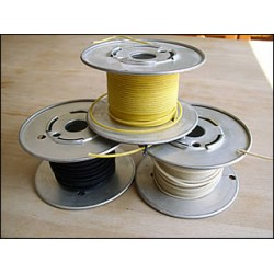 Vintage Push-Back Cloth Wire