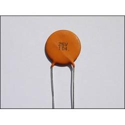 Ceramic-Disc 100 nF Kondensator