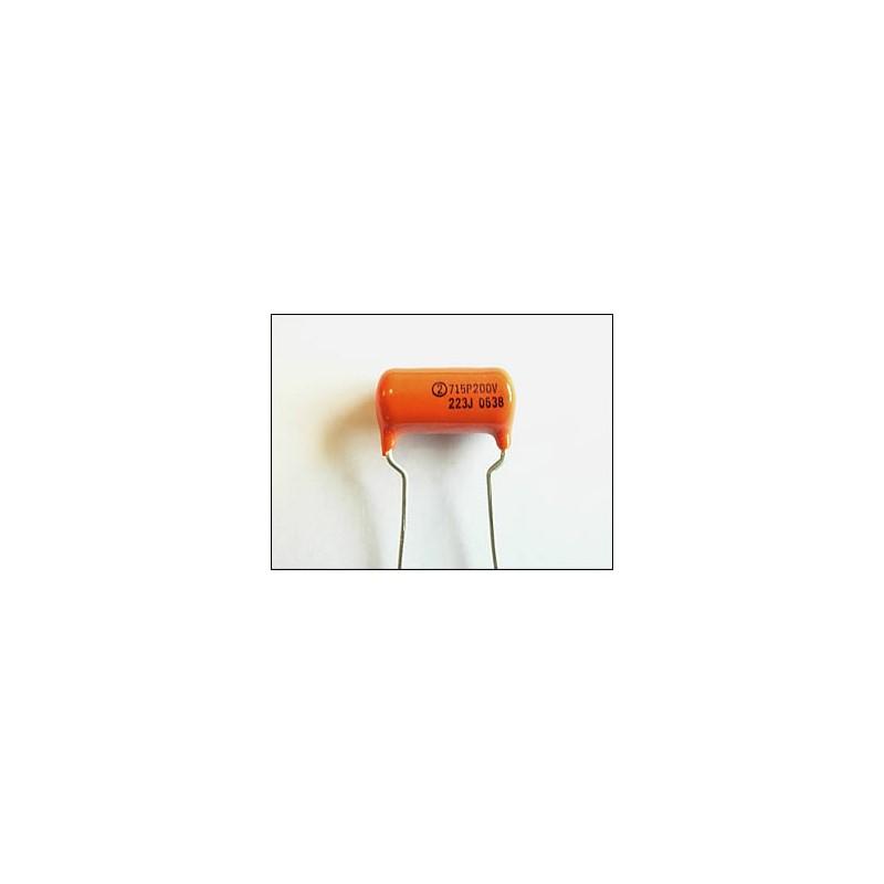 Sprague Orange Drop 47 nF Kondensator
